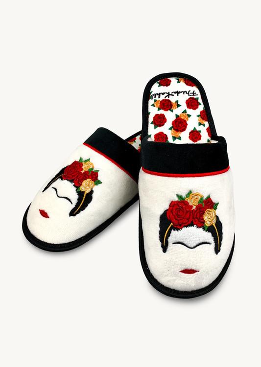 Tohvelit Frida Kahlo - Minimalist