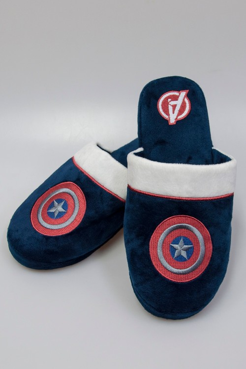 Tohvelit Marvel - Captain America