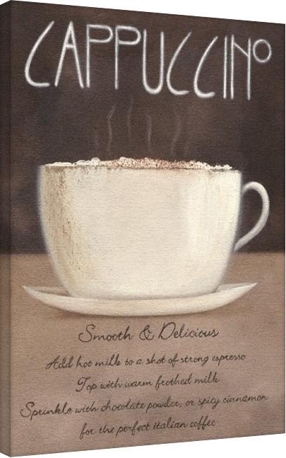 Mandy Pritty - Cappuccino Toile