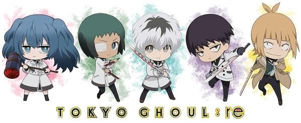 Cup Tokyo Ghoul – RE - Chibi