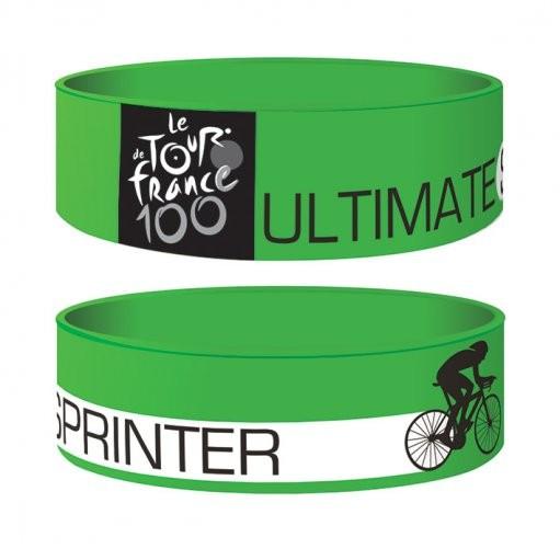 TOUR DE FRANCE - green Bracelet