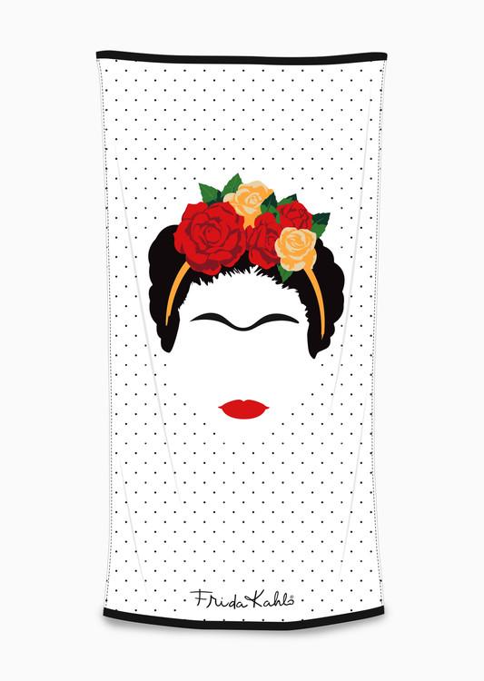 Towel Frida Kahlo - Minimalist