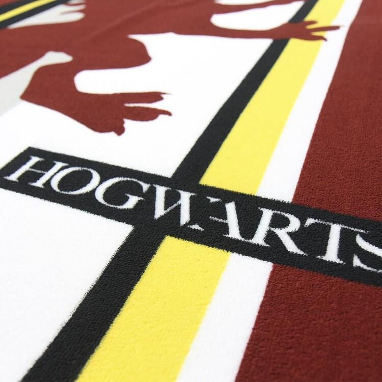 Towel Harry Potter Griffindor
