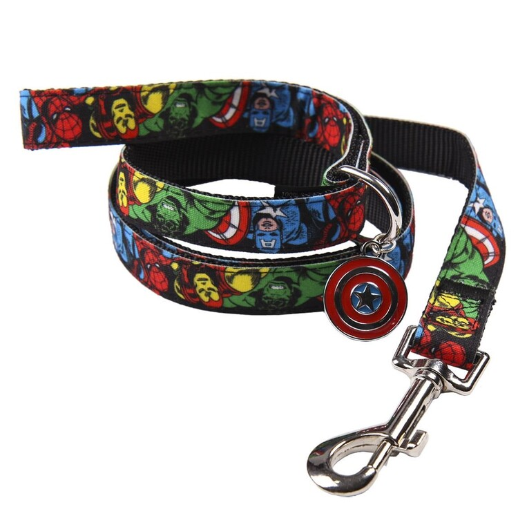 Trela para cão Marvel