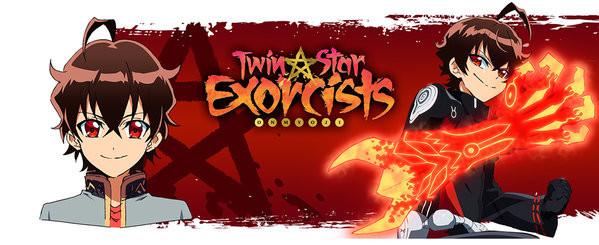 Cup Twin Star Exorcists - Rokuro