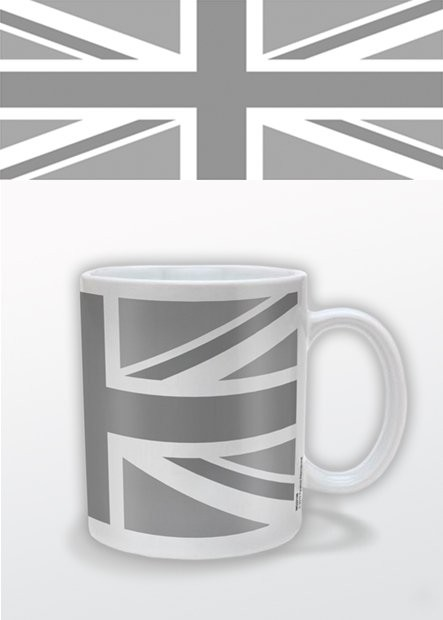 Muki Union Jack (B&W)
