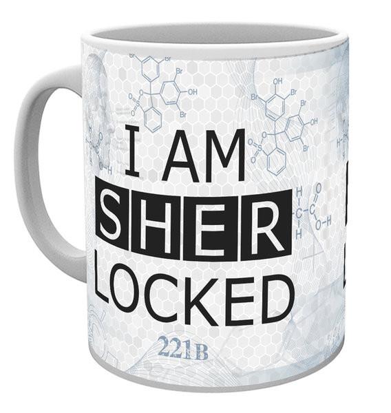 Muki Uusi Sherlock - Sherlocked