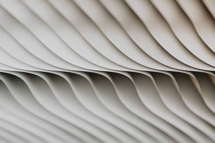 Valokuvatapetti Abstract line beige 4