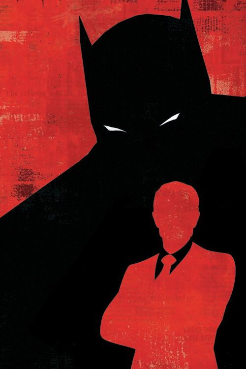 Valokuvatapetti Batman - Dark Identity