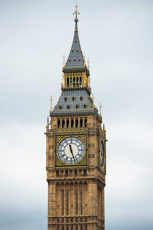 Valokuvatapetti Big Ben Clock Tower