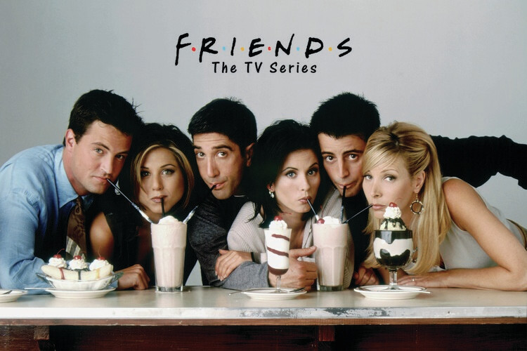 Valokuvatapetti Friends - Season 2