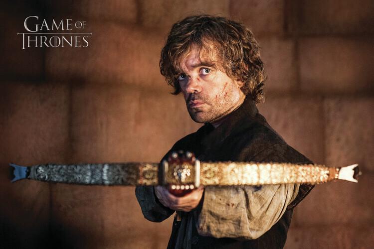 Valokuvatapetti Game of Thrones - Tyrion Lannister