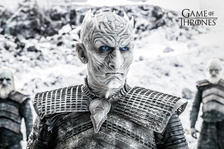 Valokuvatapetti Game of Thrones  - White Walker