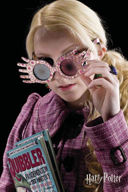 Valokuvatapetti Harry Potter - Luna Lovegood