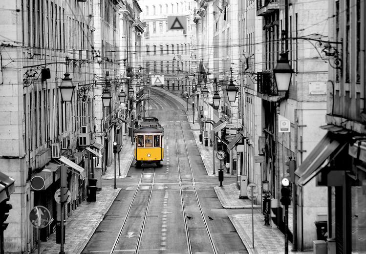 Valokuvatapetti Lissabon