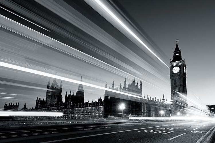 Valokuvatapetti Lontoo - Big Ben