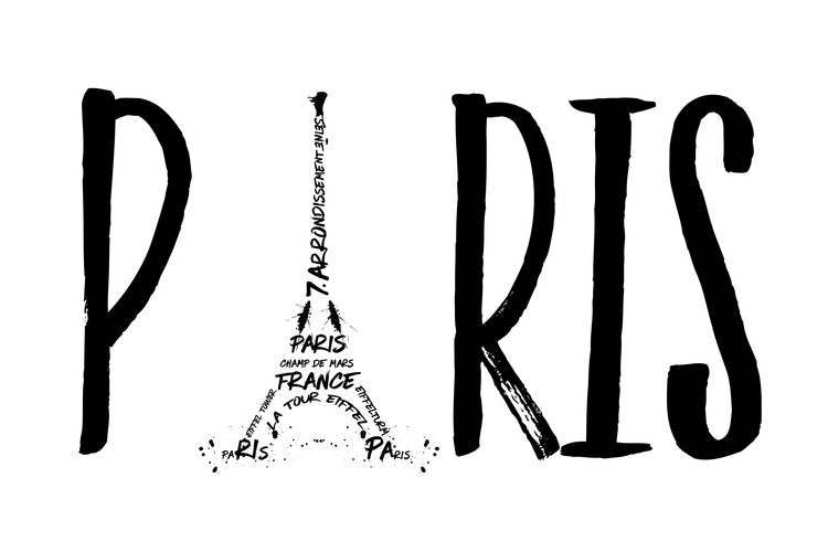 Valokuvatapetti Paris