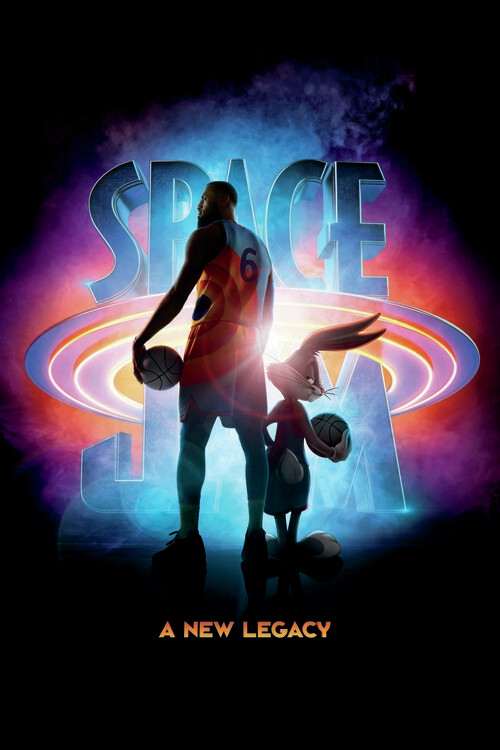 Valokuvatapetti Space Jam 2  - Official