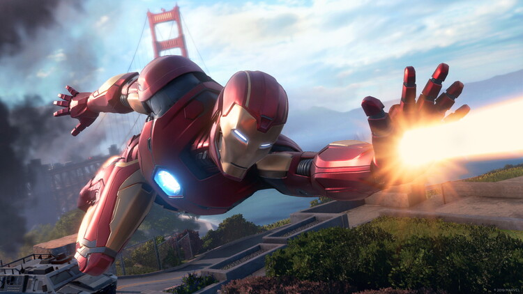 Videopeli Marvel's Avengers (PS4)
