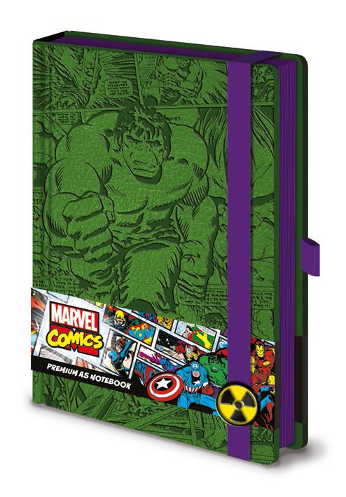 Vihko Marvel - Incredible Hulk A5 Premium