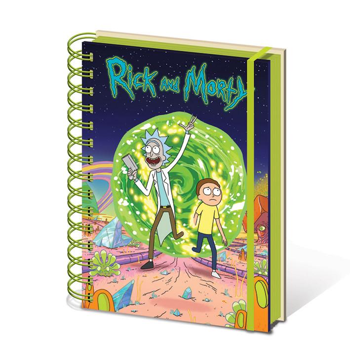 Vihko Rick and Morty - Portal