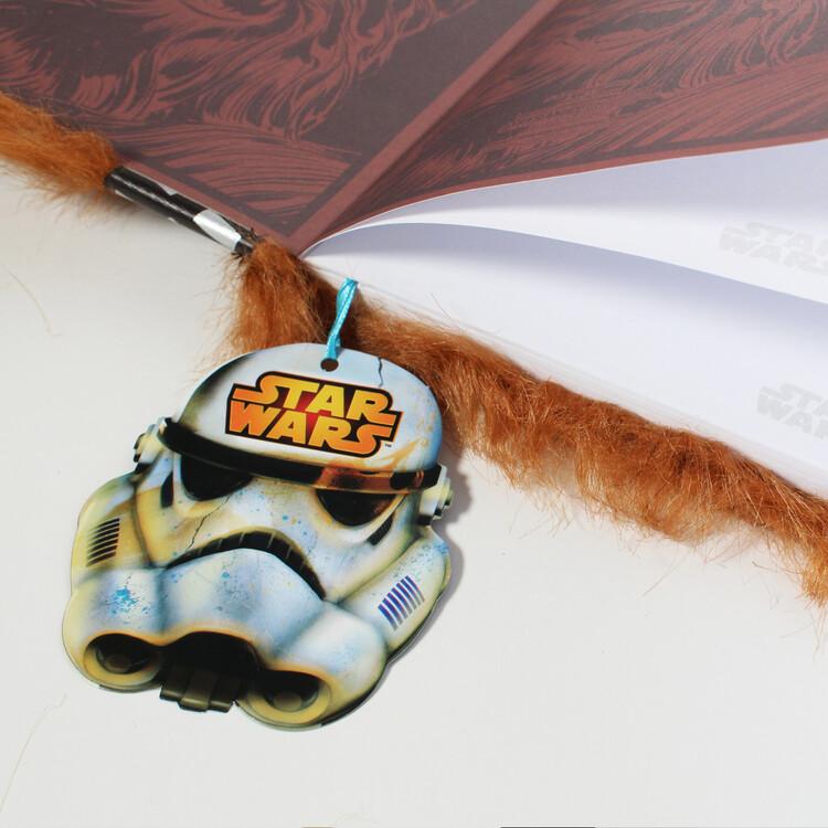 Vihko Star Wars - Chewbacca Fur Premium A5