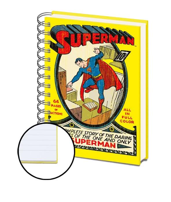 Vihko SUPERMAN NO.1 - A5