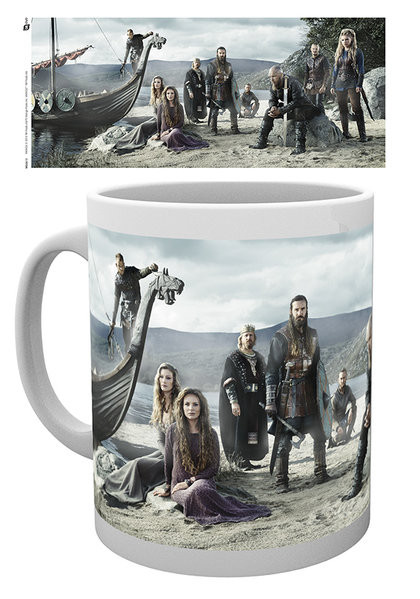 Cup Vikings - Beach