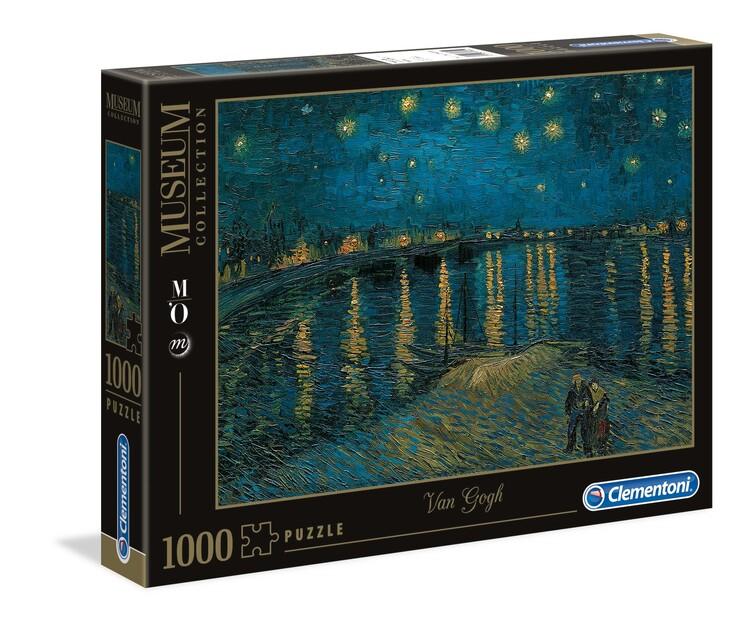 Puzzle Vincent Van Gogh - Starry Night