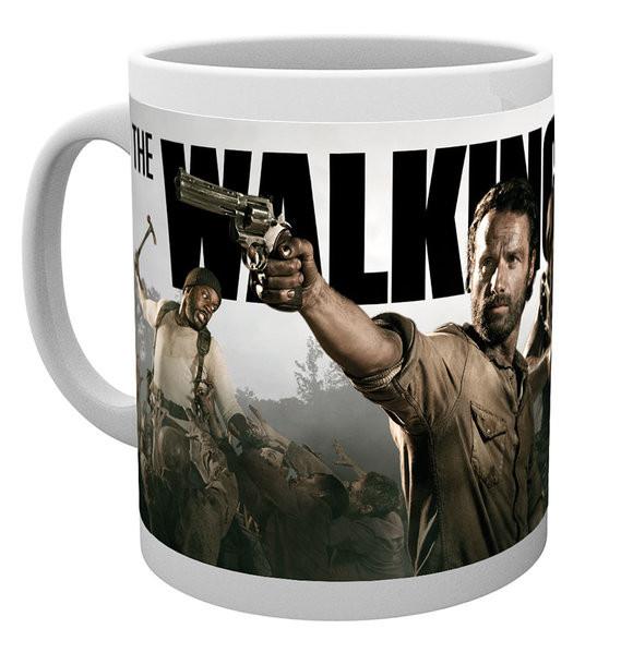 Mug Walking Dead - Banner