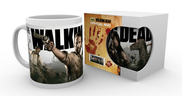 Muki Walking Dead - Banner