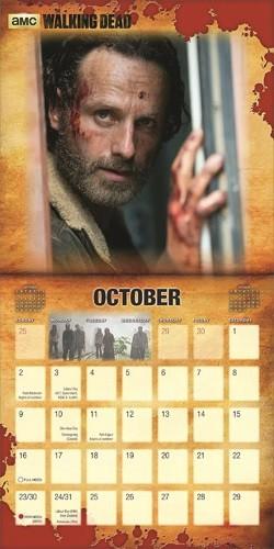Walking Dead 2022 Calendar.Walking Dead Wall Calendars 2022 Large Selection
