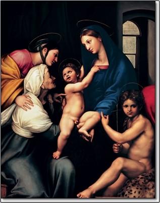 Raffaello Art Print