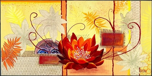 Takira - Decorative Art 1 Art Print