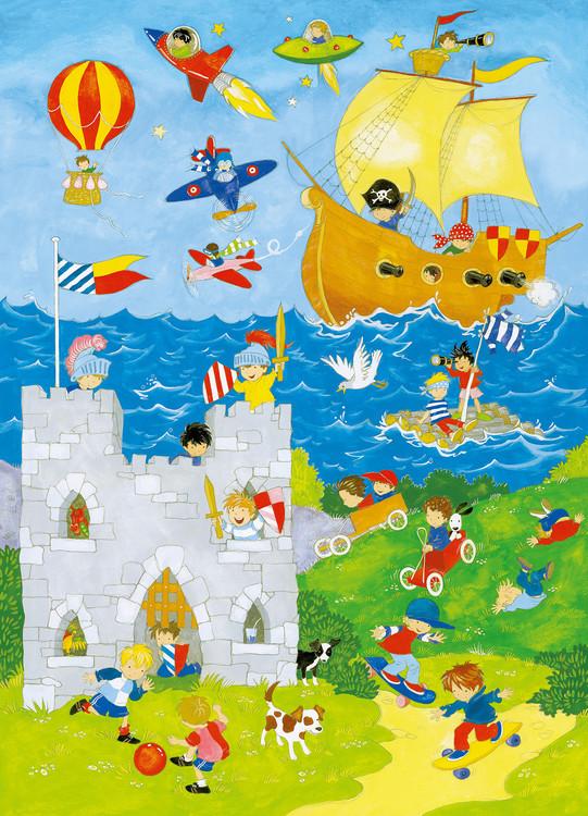 ANNABEL SPENCELEY Poster mural