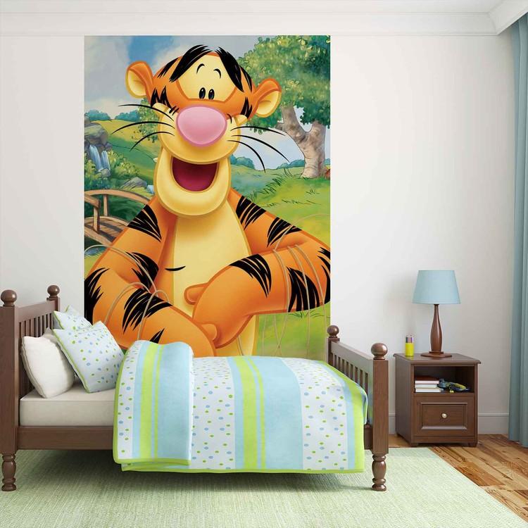 Disney Winnie Pooh Tigger Poster Mural