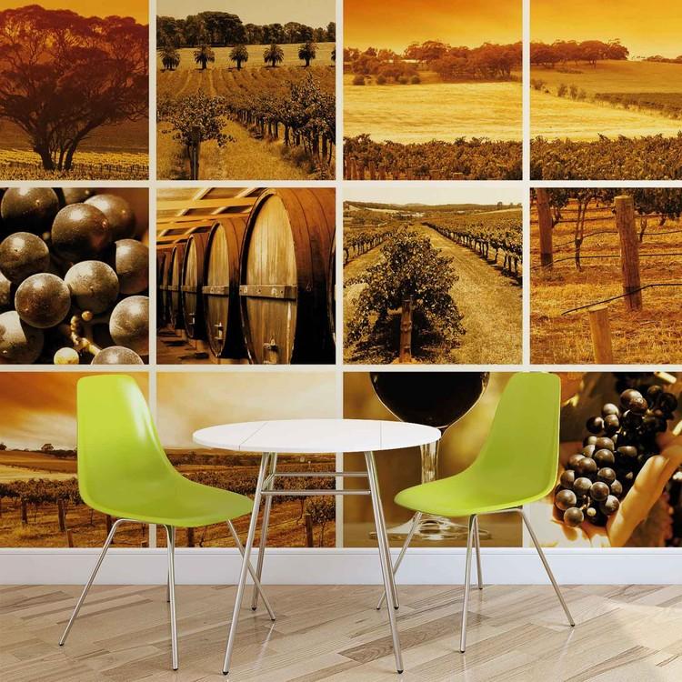 Food Drink Poster Mural