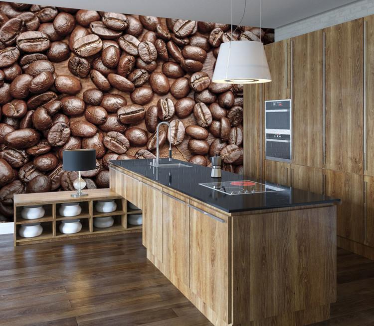 Grain de café Poster Mural