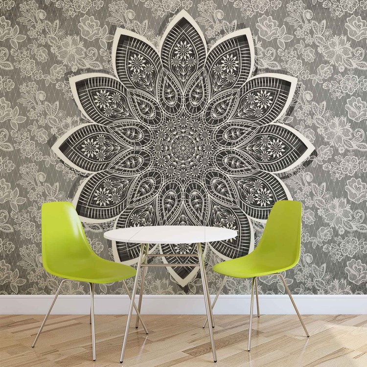 Modern Abstract Pattern Poster Mural