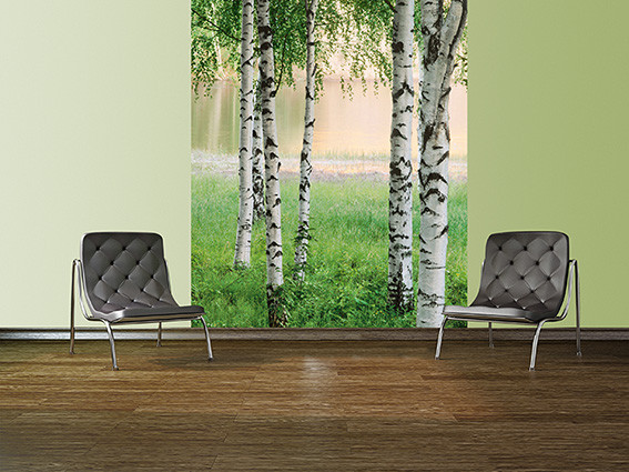 NORDIC FOREST Poster Mural