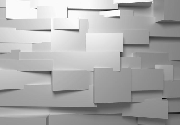 3D-Wall Wallpaper Mural