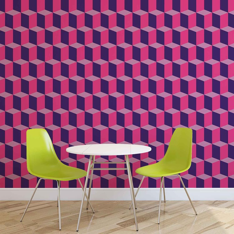 Abstract Art Wallpaper Mural
