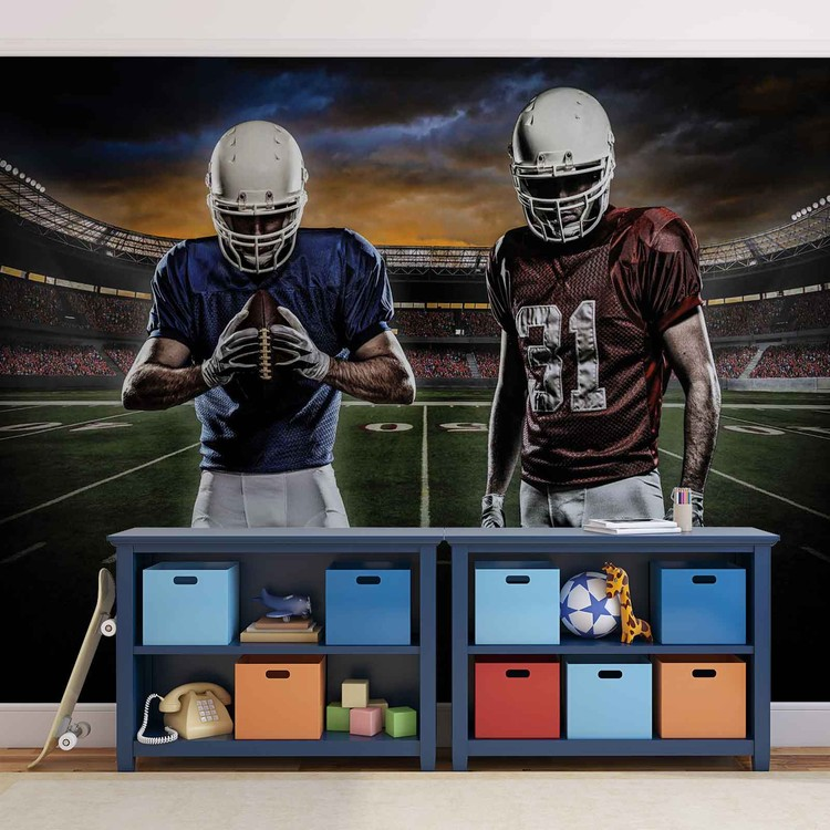 American Football Stadium Wall Paper Mural Buy at EuroPosters
