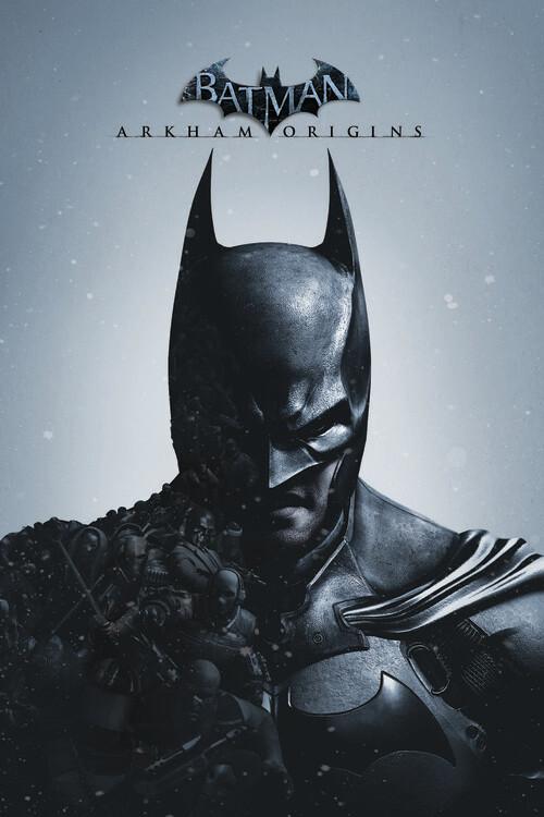 Wallpaper Mural Batman - Arkham Origins