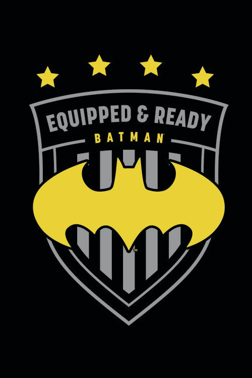 Wallpaper Mural Batman - Soccer