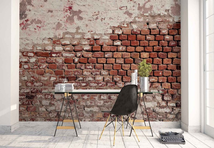 Beautiful Brick Wallpaper Mural