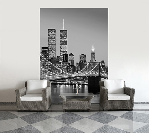 BROOKLYN BRIDGE Wall Mural Buy at EuroPosters