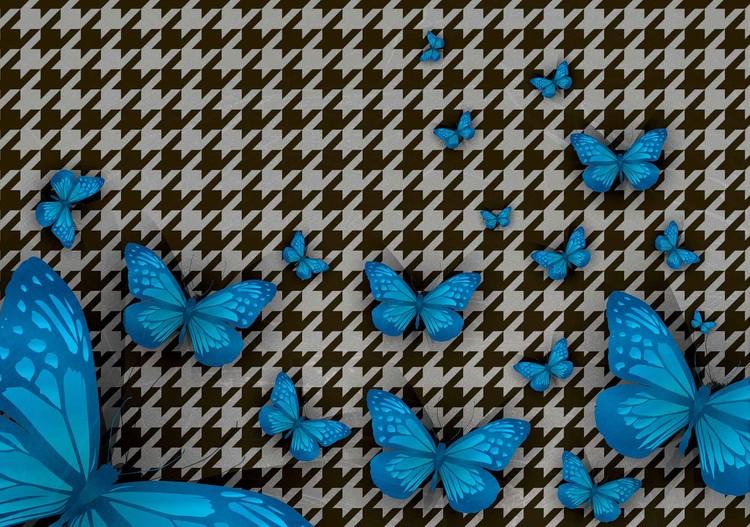 Butterflies Wallpaper Mural