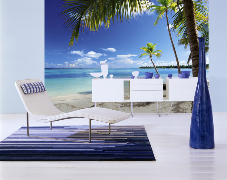 CARIBBEAN SEA  Wallpaper Mural