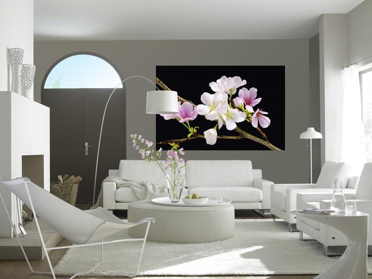 CHERRY BLOSSOMS Wallpaper Mural